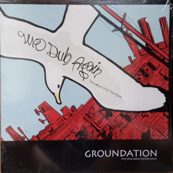 Groundation We Dub Again LP 0