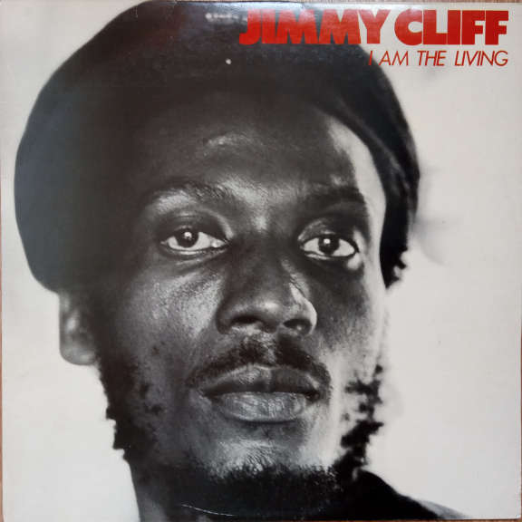 Jimmy Cliff I Am The Living LP 0