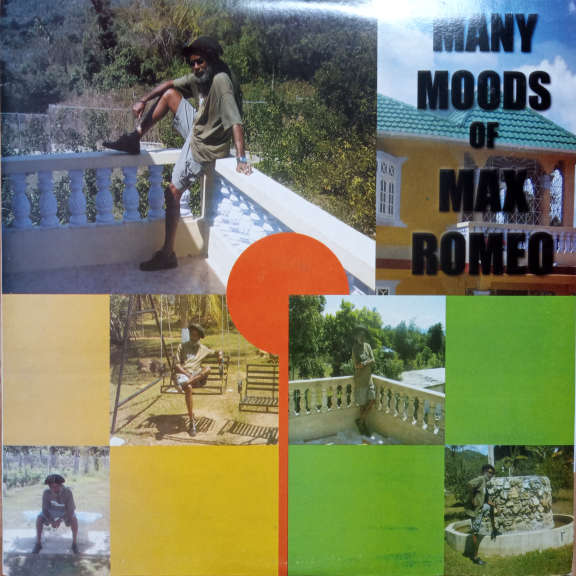 Max Romeo Many Moods Of Max Romeo LP 0
