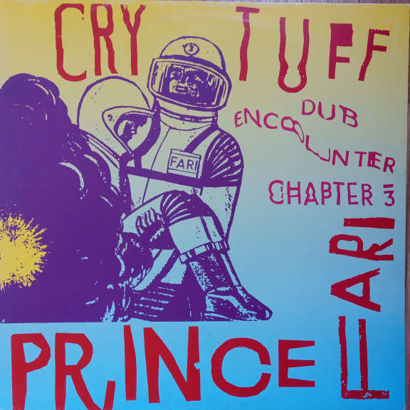 Prince Far I Cry Tuff Dub Encounter Chapter 3 LP 0