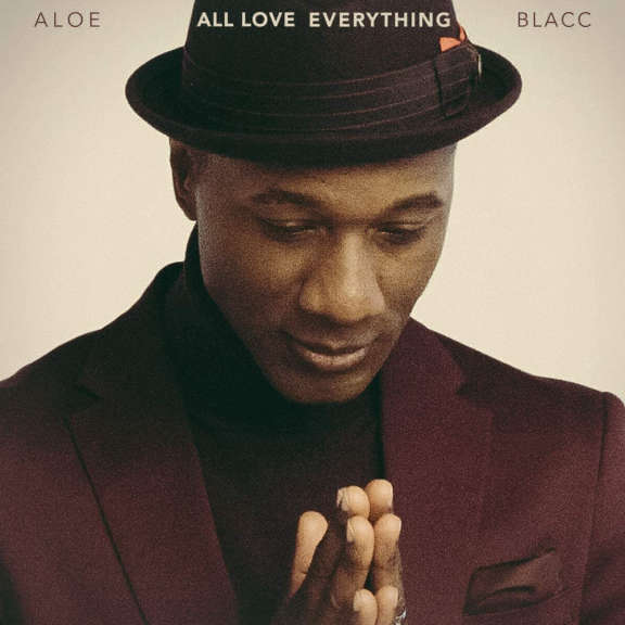 Aloe Blacc All Love Everything LP 2020