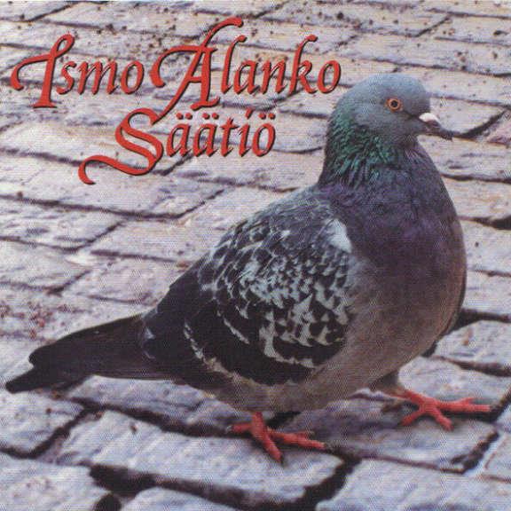 Ismo Alanko Säätiö Pulu LP 2020
