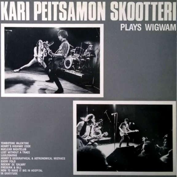 Kari Peitsamon Skootteri Plays Wigwam LP 2020