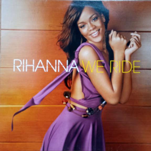 Rihanna We Ride (Remixes) LP 0