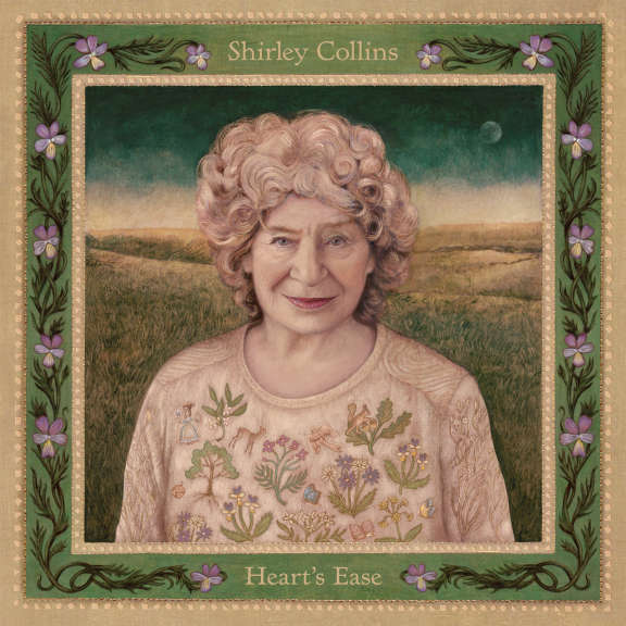 Shirley Collins Heart's Ease (black) LP 2020