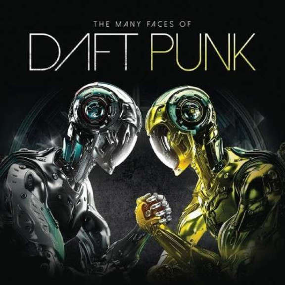 Various The Many Faces Of Daft Punk (coloured) LP 2020
