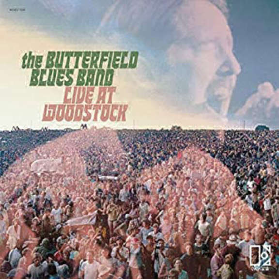 Paul Butterfield Blues Band Live At Woodstock LP 2020