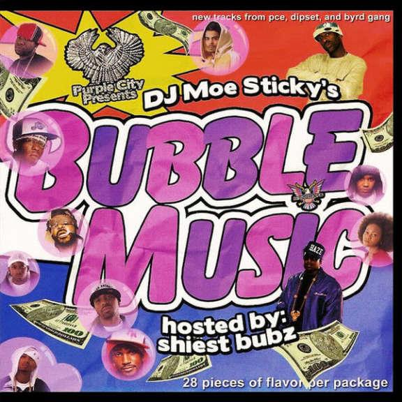 DJ Moe Sticky Bubble Music Oheistarvikkeet 0