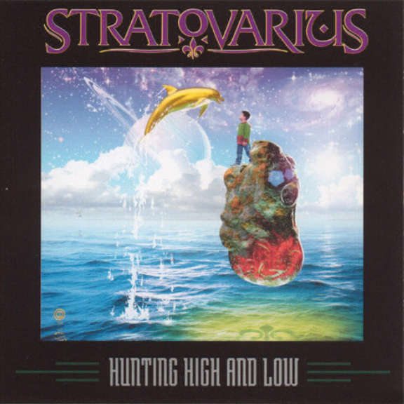 Stratovarius Hunting High And Low Oheistarvikkeet 0