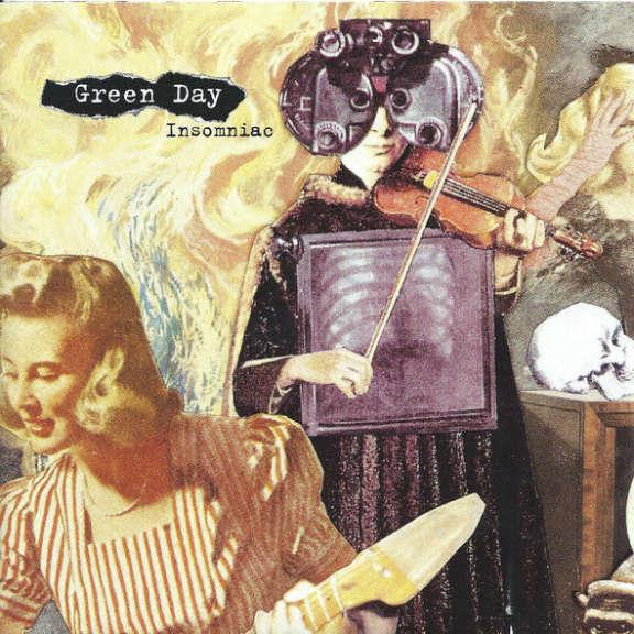 Green Day Insomniac Oheistarvikkeet 0