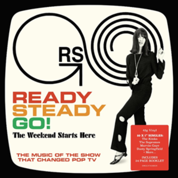 Various Ready steady go! - the weekend starts here 7 tuumainen 2020