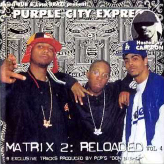 Purple City Matrix 2: Reloaded Vol.4 Oheistarvikkeet 0