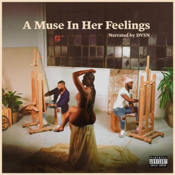 DVSN A Muse In Her Feelings LP 2020