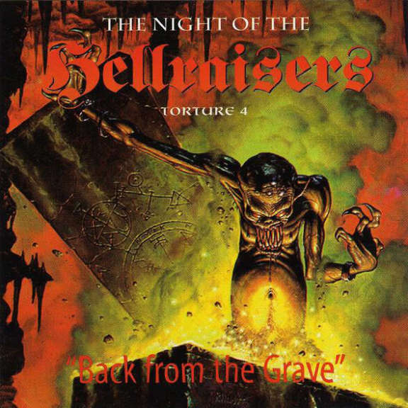 Various The Night Of The Hellraisers - Torture 4 (Back From The Grave) Oheistarvikkeet 0
