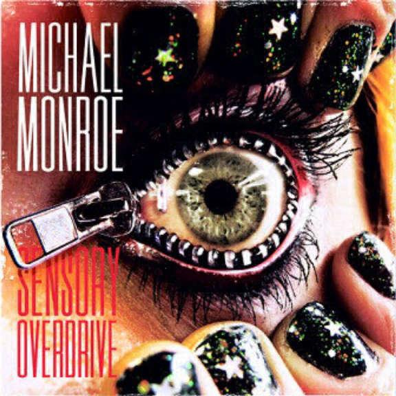 Michael Monroe Sensory Overdrive   Oheistarvikkeet 0