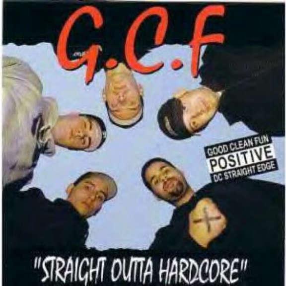 G.C.F Straight Outta Hardcore Oheistarvikkeet 0
