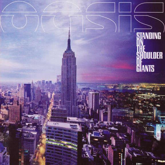 Oasis Standing On The Shoulder Of Giants    Oheistarvikkeet 0