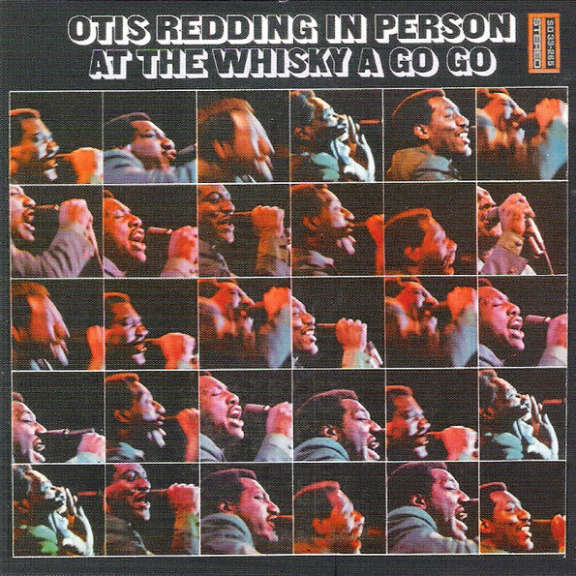 Otis Redding In Person At The Whisky A Go Go Oheistarvikkeet 0