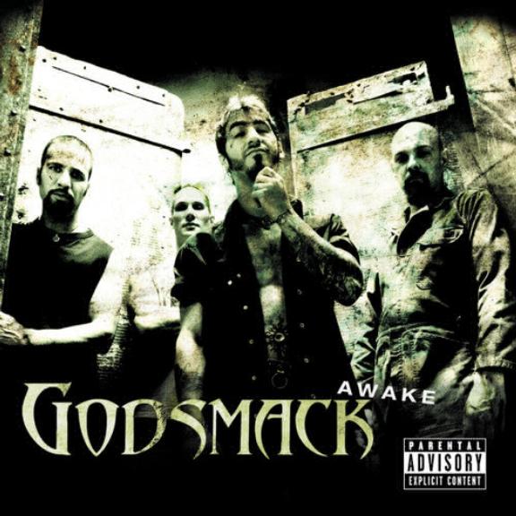 Godsmack Awake Oheistarvikkeet 0
