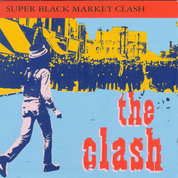 The Clash Super Black Market Clash   Oheistarvikkeet 0