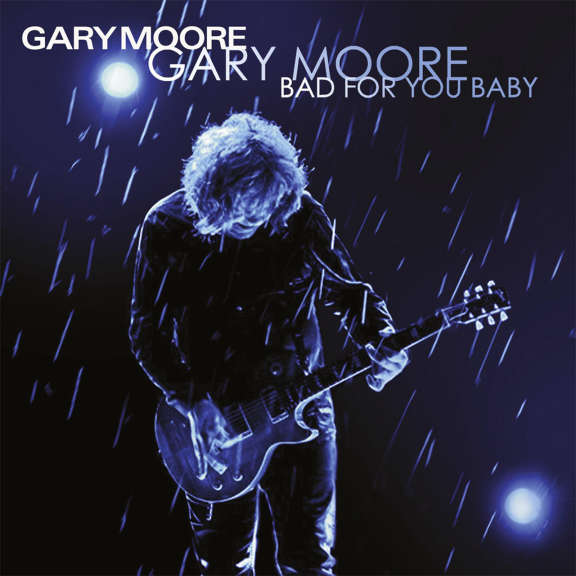 Gary Moore Bad For You Baby LP 2020