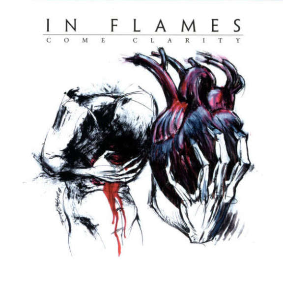 In Flames Come Clarity Oheistarvikkeet 0