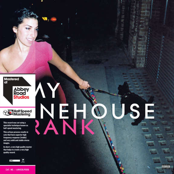 Amy Winehouse Frank LP 2020