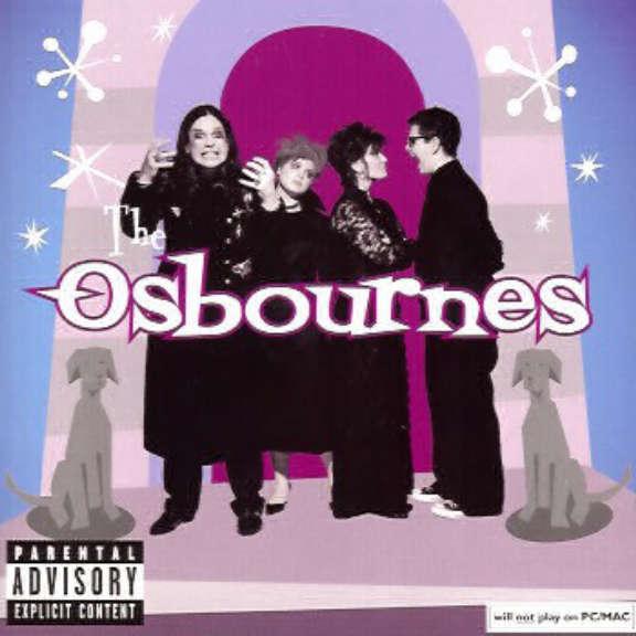 The Osbournes The Osbourne Family Album Oheistarvikkeet 0