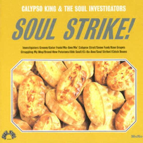 Calypso King & The Soul Investigators Soul Strike! Oheistarvikkeet 0