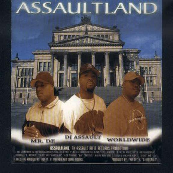 DJ Assault Assaultland Oheistarvikkeet 0
