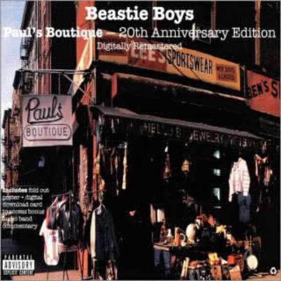 Beastie Boys Paul's Boutique Oheistarvikkeet 0