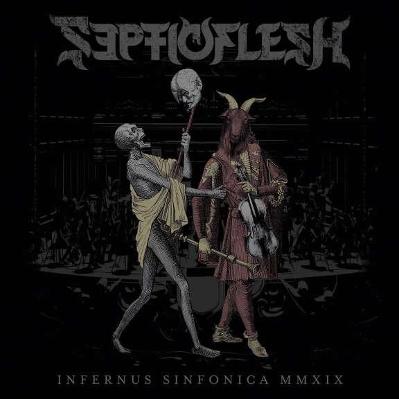 Septicflesh Infernus Sinfonica MMXIX LP 2020