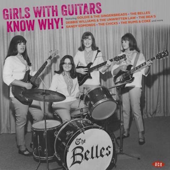 Various Girls With Guitars Know Why! LP 2020
