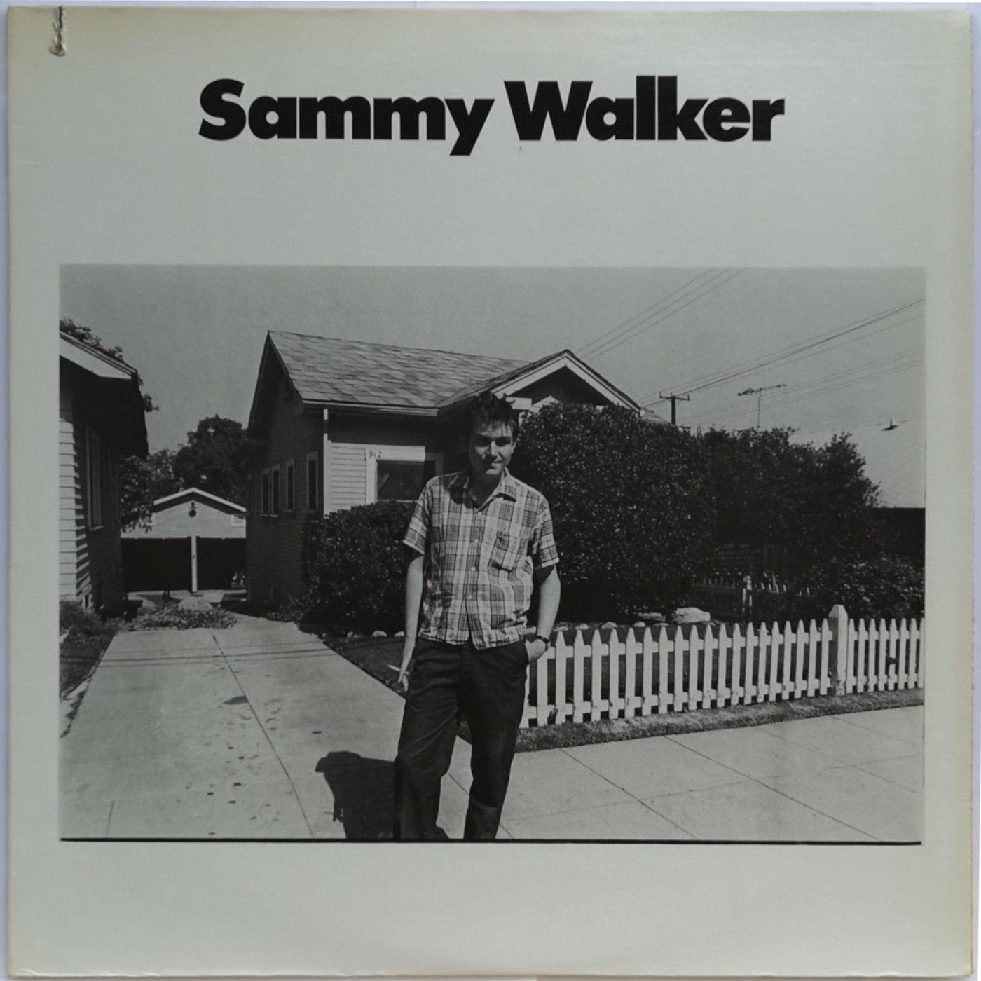 Sammy Walker Sammy Walker LP undefined