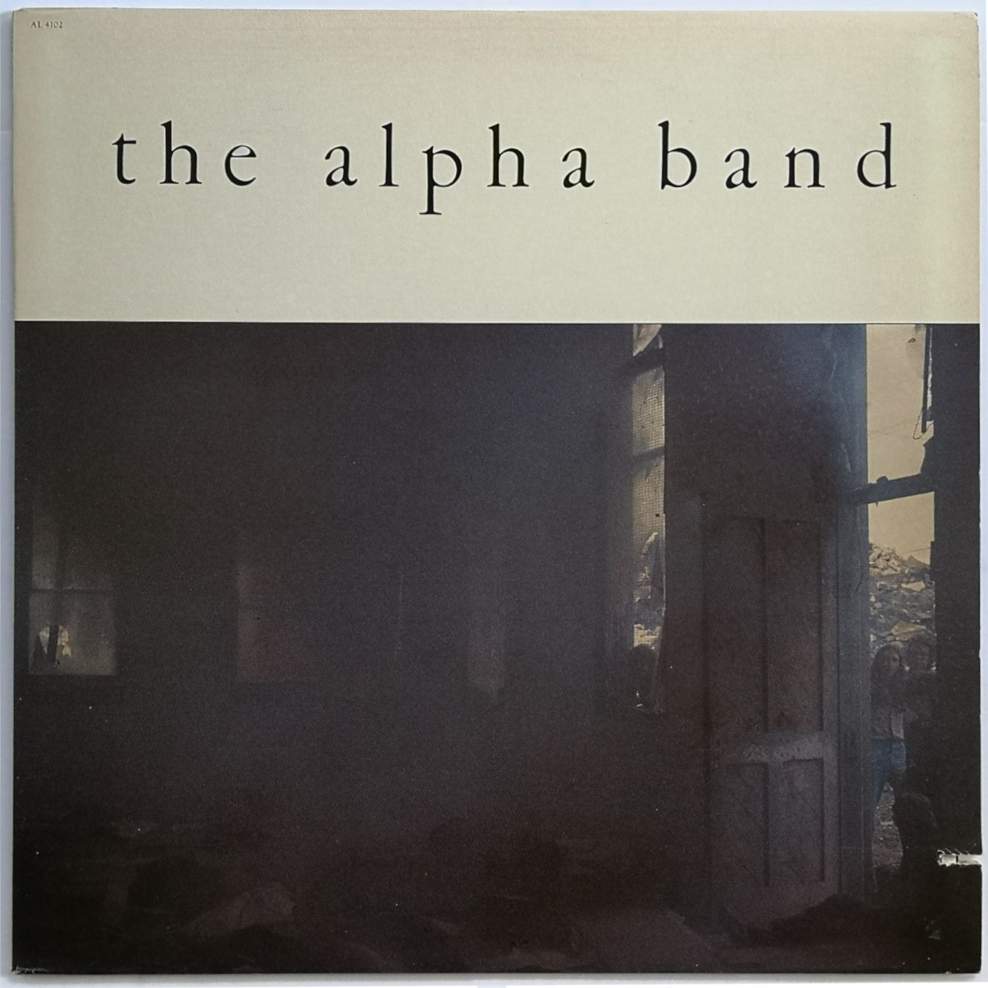 The Alpha Band The Alpha Band LP undefined