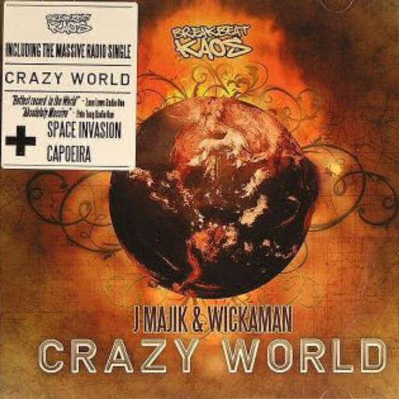 J Majik & Wickaman Crazy World Oheistarvikkeet 0
