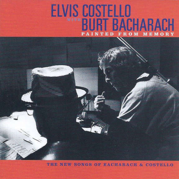 Elvis Costello With Burt Bacharach Painted From Memory (The New Songs Of Bacharach & Costello) Oheistarvikkeet 0