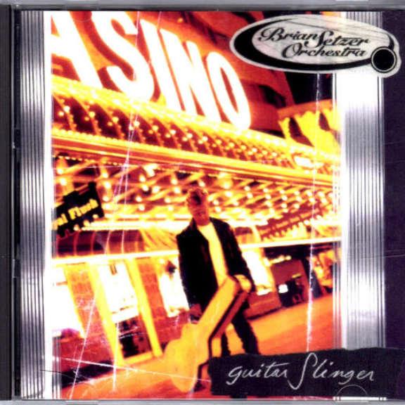 Brian Setzer Orchestra Guitar Slinger Oheistarvikkeet 0