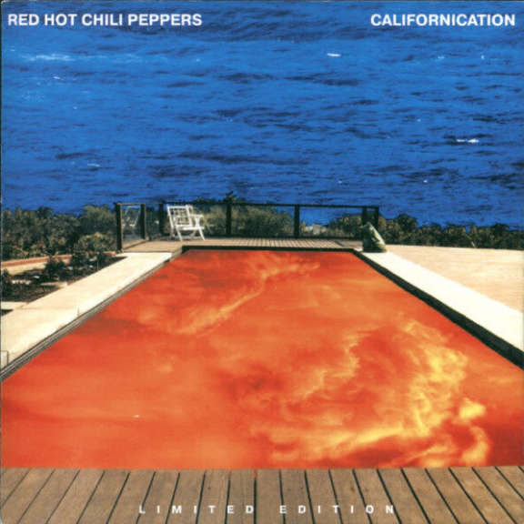 Red Hot Chili Peppers Californication Oheistarvikkeet 0