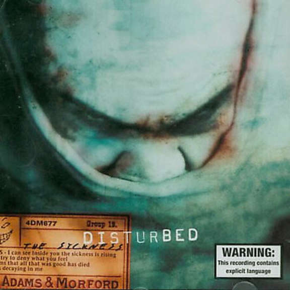 Disturbed The Sickness Oheistarvikkeet 0