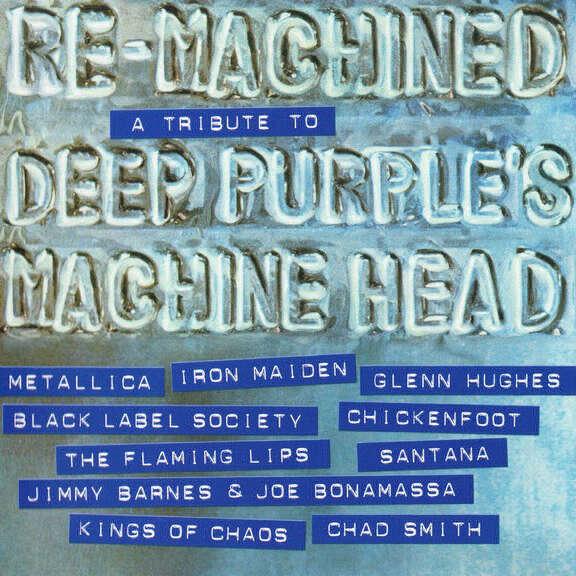 Various Re-Machined A Tribute To Deep Purple's Machine Head Oheistarvikkeet 0