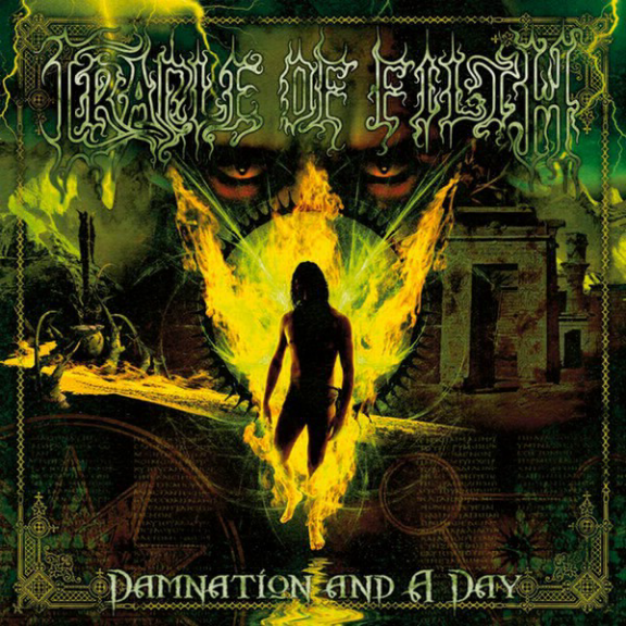 Cradle Of Filth Damnation And A Day Oheistarvikkeet 0