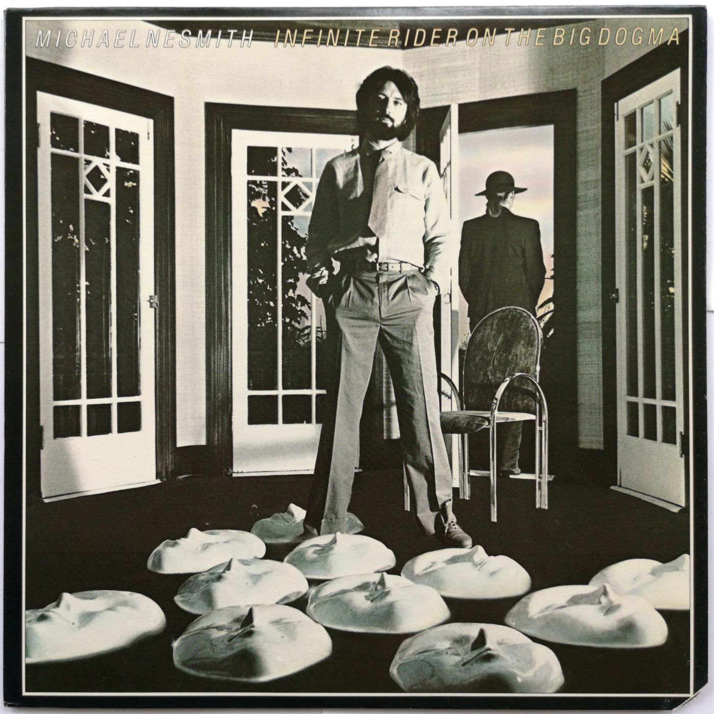 Michael Nesmith Infinite Rider On The Big Dogma LP undefined