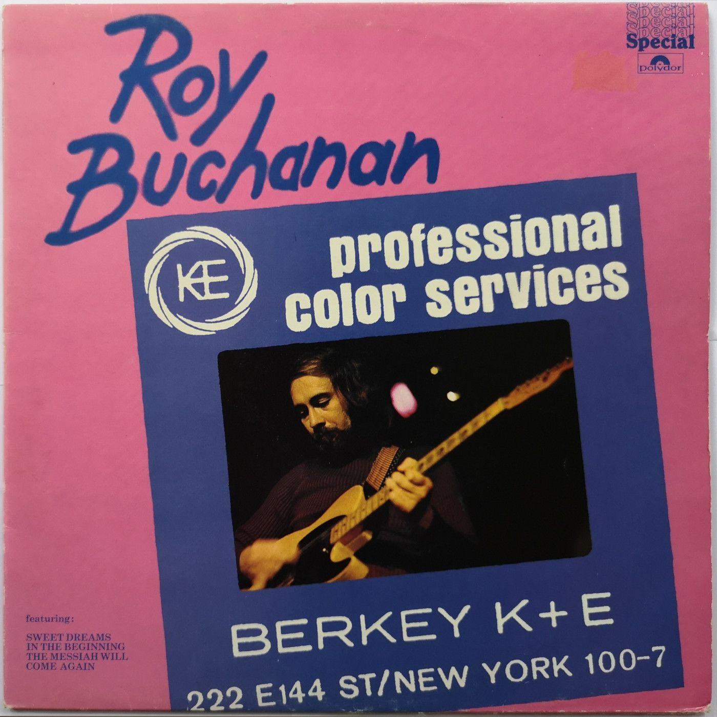 Roy Buchanan Roy Buchanan LP undefined