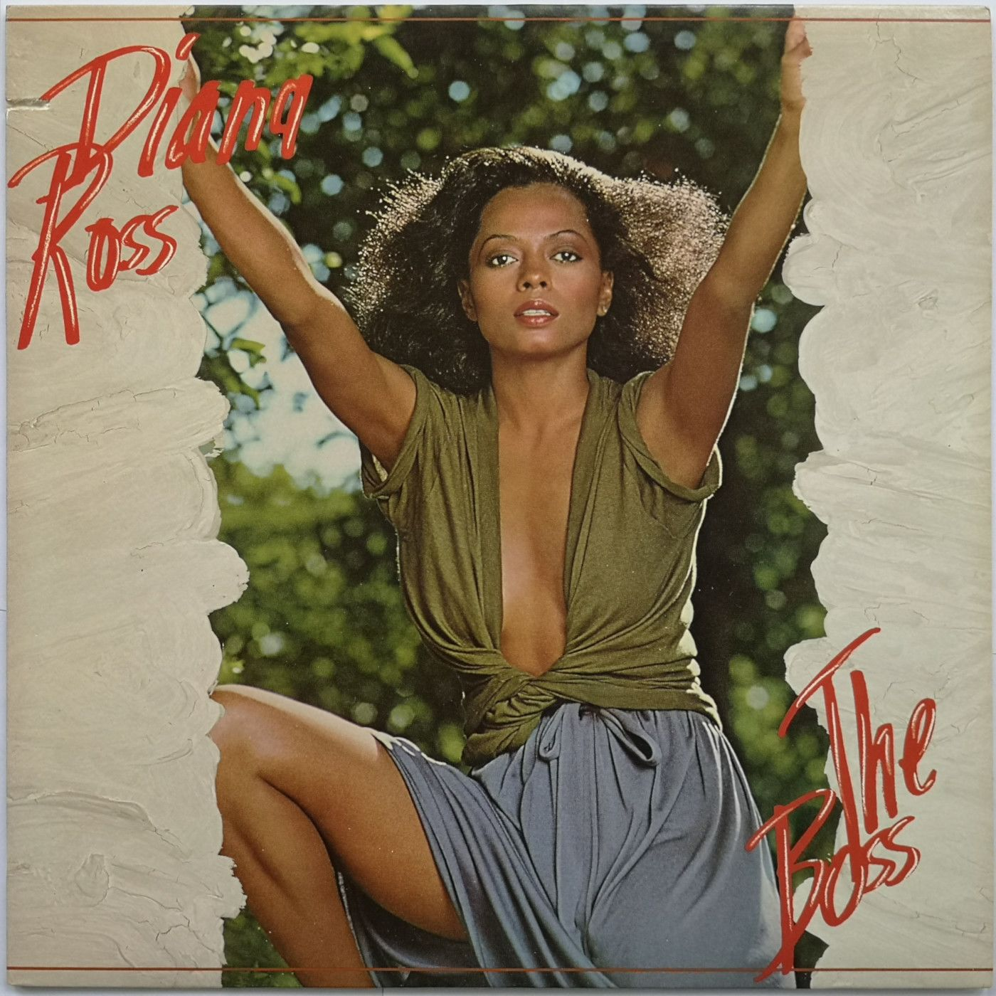 Diana Ross The Boss LP undefined