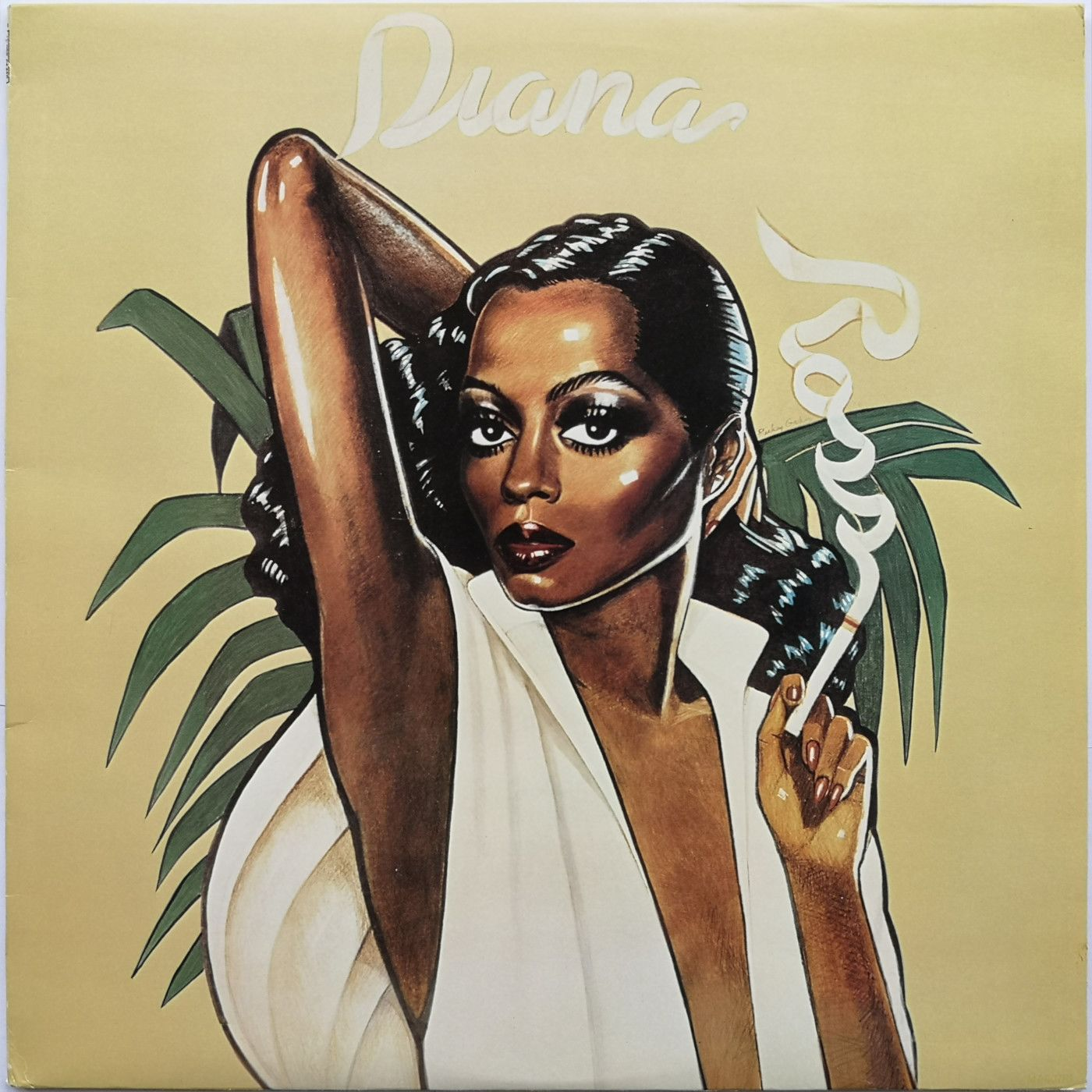 Diana Ross Ross LP undefined