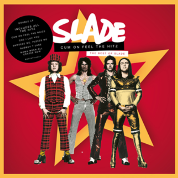 Slade Cum On Feel The Hitz - The Best Of Slade LP 2020
