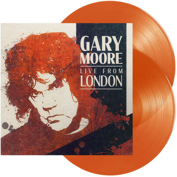 Gary Moore Live From London (coloured) LP 2020