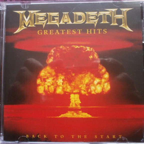 Megadeth Greatest Hits: Back To The Start Oheistarvikkeet 0