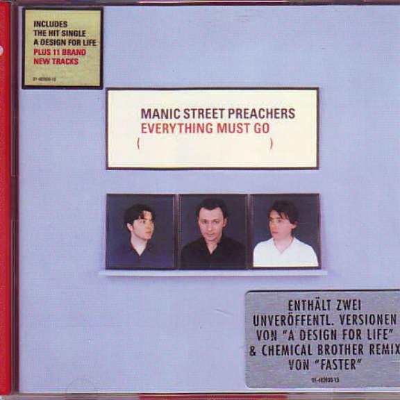 Manic Street Preachers Everything Must Go      Oheistarvikkeet 0